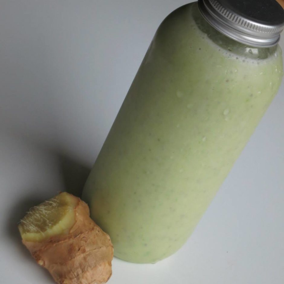 smoothies, kaman's recipes, antioxidants, fat burner